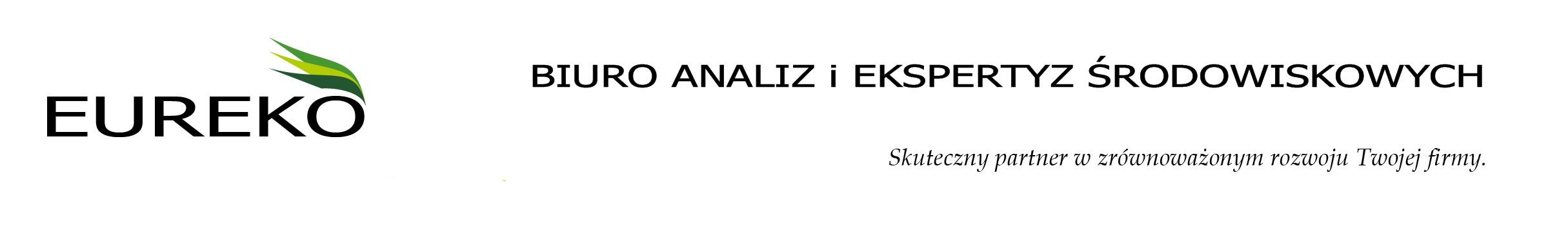 Biuro Analiz i Ekspertyz Å?rodowiskowych EUREKO